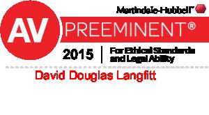 Martindale-Hubbell 2015 AV Rating
